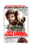 THE CYCLE SAVAGES, Bruce Dern, 1969 Posters