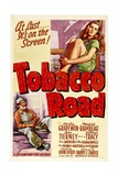 TOBACCO ROAD Prints