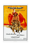 CHATO'S LAND, US poster, Charles Bronson, 1972. Prints