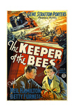 THE KEEPER OF THE BEES, US poster art, from left: Neil Hamilton, Betty Furness, 1935 Prints