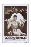 LORD SHANGO, US poster, 1975 Prints