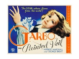 THE PAINTED VEIL, from left: Herbert Marshall, George Brent, Greta Garbo, 1934. Posters