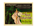 THE SHE-CREATURE, 1956 Posters