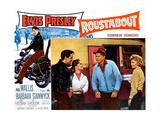 Roustabout, Elvis Presley, Joan Freeman, Leif Erickson, Barbara Stanwyck, 1964 Prints
