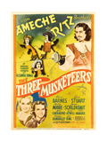 THE THREE MUSKETEERS Prints