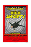 HIGH ANXIETY, US poster, Mel Brooks, 1977 Prints