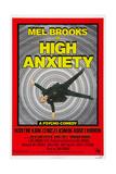 HIGH ANXIETY, US poster, Mel Brooks, 1977 Prints