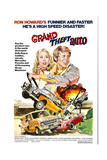 GRAND THEFT AUTO, from left: Nancy Morgan, Ron Howard, 1977 Prints