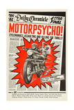 MOTOR PSYCHO, 1965 Posters