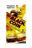 THE BLACK COIN, top right: Ralph Graves, 1936 Posters