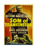 SON OF FRANKENSTEIN Posters