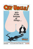 CRY UNCLE, US poster, 1971 Prints