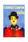 THE CIRCUS, Charlie Chaplin, 1928. Posters
