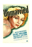 UNMARRIED, Helen Twelvetrees, 1939. Prints