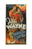 PARADISE CANYON, John Wayne, 1935 Prints