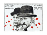 BUTCH CASSIDY AND THE SUNDANCE KID Prints