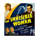THE INVISIBLE WOMAN Prints