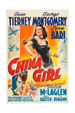 China Girl Posters