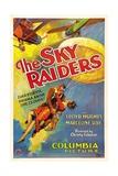 THE SKY RAIDERS, from left: Lloyd Hughes, Marceline Day, 1931. Umění