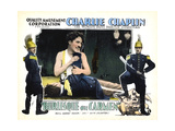 A BURLESQUE OF CARMEN, Charlie Chaplin, 1915 Posters
