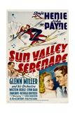 Sun Valley Serenade Art