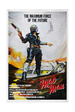 MAD MAX  US poster  Mel Gibson  1979 © American International/courtesy Everett Collection