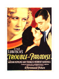 TROUBLE IN PARADISE Prints