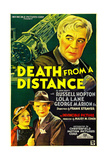DEATH FROM A DISTANCE, Lola Lane, Russell Hopton, George F. Marion, Sr., 1935 Prints