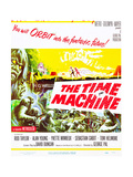 THE TIME MACHINE, 1960 Prints