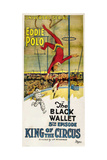 KING OF THE CIRCUS, Eddie Polo in 'Episode 5: The Black Wallet', 1920 Prints
