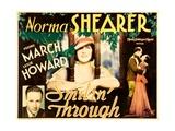 SMILIN' THROUGH, from left: Leslie Howard, Norma Shearer, 1932. Plakater
