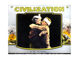 CIVILIZATION, lobbycard, 1916. Prints