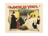 AMERICAN VENUS, right: Louise Brooks on lobbycard, 1926. Prints