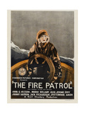 THE FIRE PATROL, Anna Q. Nilsson, 1924. Prints