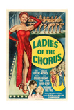 LADIES OF THE CHORUS Prints