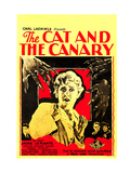 THE CAT AND THE CANARY Prints
