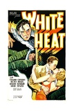 WHITE HEAT, bottom right: Mona Maris, 1934. Print