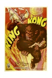 KING KONG, 1933. Art