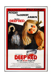 DEEP RED, US poster, 1975 Prints