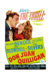 DON JUAN QUILLIGAN Prints