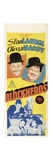 BLOCK-HEADS, top from left: Stan Laurel, Oliver Hardy, Prints