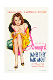 LADIES THEY TALK ABOUT, Barbara Stanwyck, 1933 Print