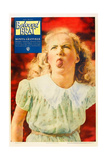 BELOVED BRAT, Bonita Granville on US poster art, 1938 Posters