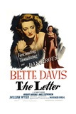 THE LETTER, Bette Davis, 1940 Prints