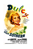 DULCY, US poster, Ann Sothern, 1940 Posters