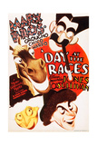 A DAY AT THE RACES Posters