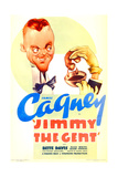 JIMMY THE GENT, James Cagney, 1934. Art