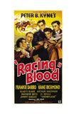 RACING BLOOD, second from right: Frankie Darro, 1936 Prints