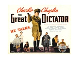THE GREAT DICTATOR Posters