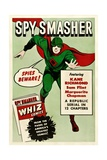 SPY SMASHER, 1942. Prints